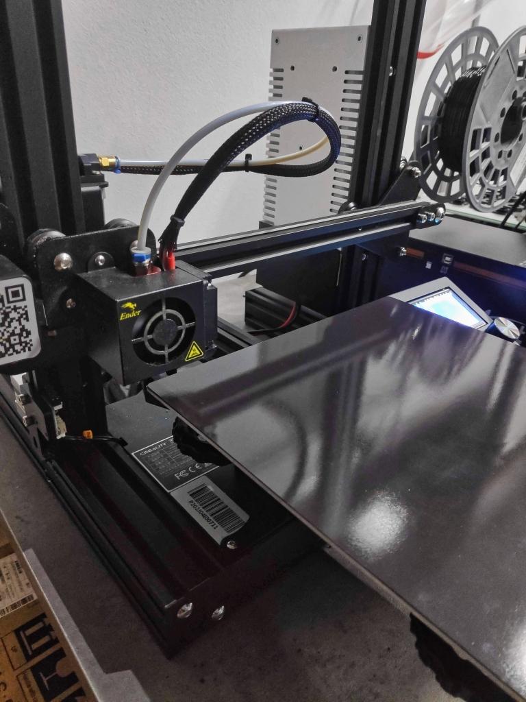 Impresora Ender 3d Bowden